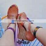 zs00812 Huaraches artesanales de plataforma mujer mayoreo fabricante calzado zapatos proveedor sandalias taller maquilador