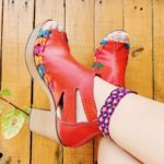 zs00833 Huaraches artesanales de plataforma mujer mayoreo fabricante calzado zapatos proveedor sandalias taller maquilador (1)